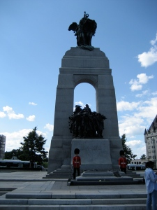 War Memorial, Ottawa