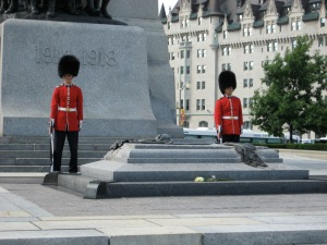 Grave of the Unknown Soldier, Ottawa