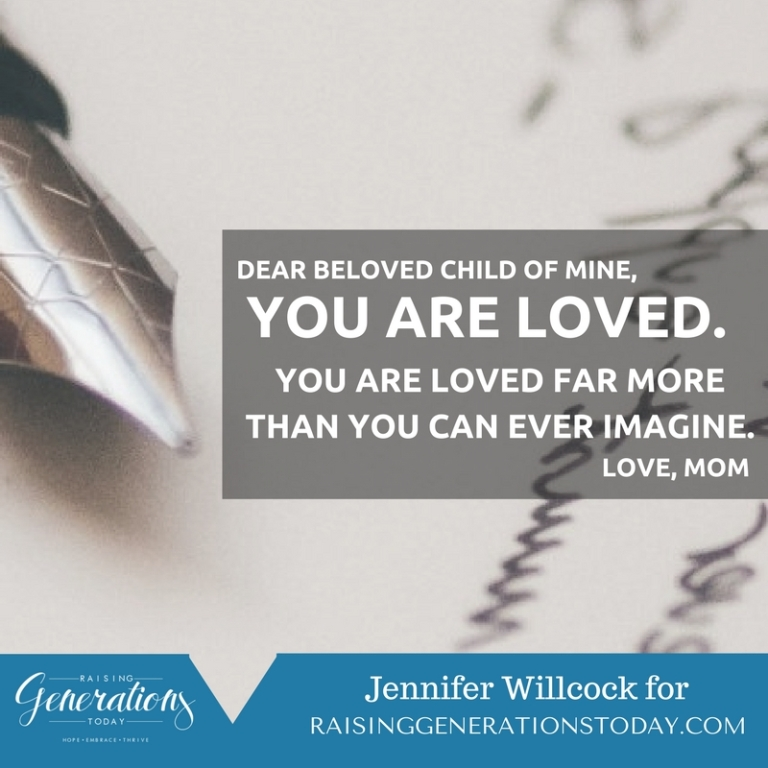 JenniferWillcock.LoveMom